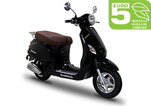 Scooter Rommi 125i