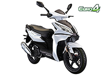 Scooter Saiga 125i